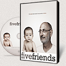Five Friends DVD